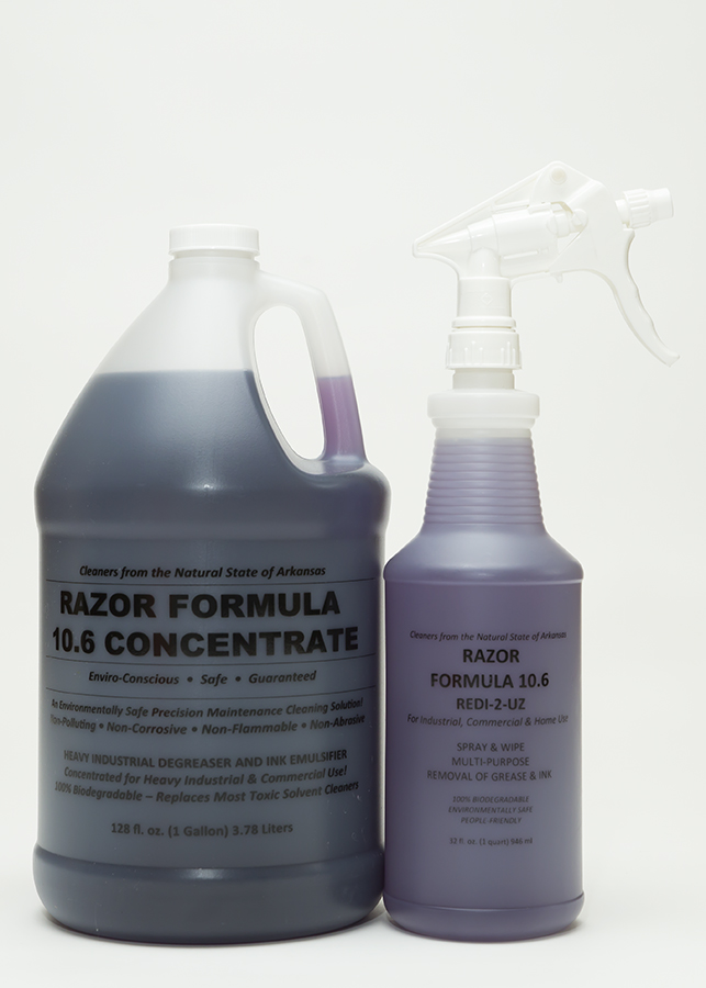 Razor Formula 10 6 | Razor Chemical Inc