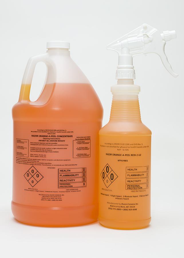 Razor Orange-A-Peel | Razor Chemical Inc